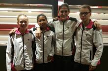 L'équipe EPI 2 Féminine rejoint EPI 1 en N1 !