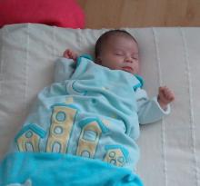 Maxime, né le 15 novembre dernier