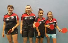 Les filles de l'EPI 3 victorieuses 9-5